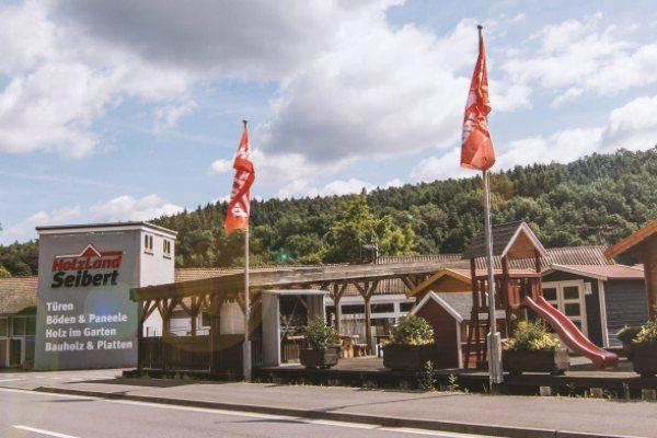 Holzland Seibert - Ihr Holzhandel im Odenwald